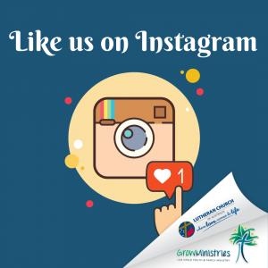 Like us on Instagram