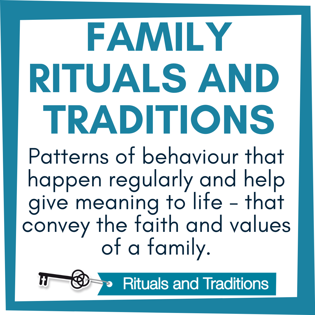 RITUALS AND TRADITIONS